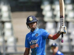 Prithvi Shubman Elevated India Team