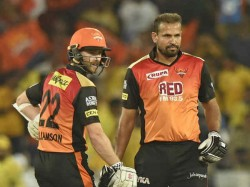 Sun Risers Hyderabad Strong Bowling