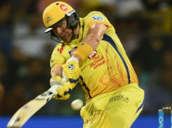 Watson Smashes Srh Bowlers Of The Hyderabad Ground
