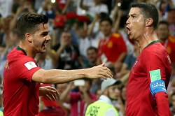 Portugal Meet Morocco The Fifa World Cup