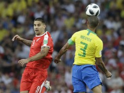 Brazil Meet Serbia The Fifa World Cup