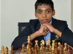 Praggnanandhaa Becomes Youngest Gm