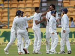 Ind Vs Afg India Gives Slow Turn The Second Day The Test Against Afghanistan