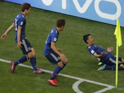 Japan Wins Over Colombia The Fifa World Cup