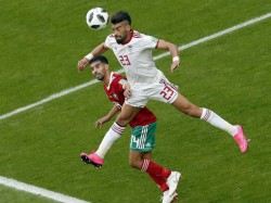 Iran Got Thrill Win Against Morocco The Fifa World Cup