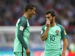 Spain Face Portugal The Fifa World Cup