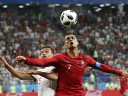 Portugal Face Iran The Fifa World Cup