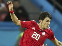 Iran Player Sardar Azmoun Retires After Insult