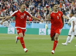Switzerland Wins Against Serbia The Fifa World Cup