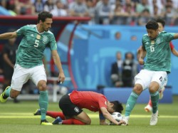 Defending Champion Germany Meet South Korea The Fifa World Cup