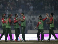 Bangladesh Wins Odi Series