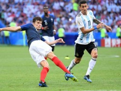 France Pavard Goal Selected As Best Goal Fifa World Cup