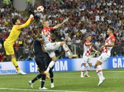 Fifa World Cup Final No God Hand This Time How Var Played Bad Role In Croatia Dream