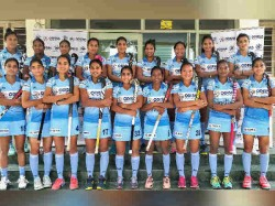 India Face England The Women Hockey World Cup
