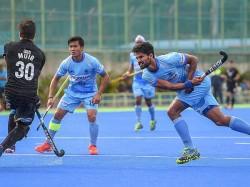 India Wins The Hockey Series Against Newzealand