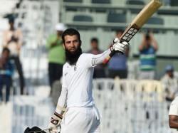 England Team India Test Announced