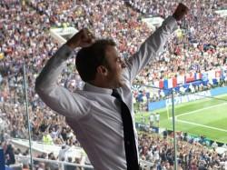 Fifa World Cup Final Viral Post Celebrations France Croatia Presidents