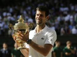 Novak Djokovic Beats Kevin Anderson In The Wimbledon Men Singles Finals