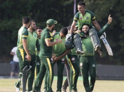 Pakistan Bundled Zimbabwe Win The Series