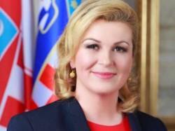 Picture Croatian President Bikini Goes Viral