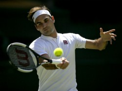 Shock Defeat Roger Federer The Wimbledon Quarter Finals