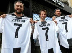 Juventus Earns Rs 420 Crore Selling Ronaldo Jersey