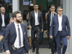 Ronaldo Accepts 2 Years Suspended Prison In Tax Evasion Case