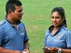 Indian Women Cricket Team Coach Tushar Arothe Resigns