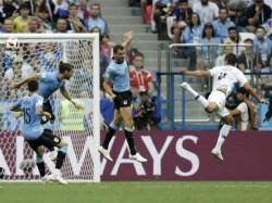 Uruguay Meet France The Quarter Finals Fifa World Cup