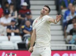 Anderson Will Surpass Mcgrath Fourth Test