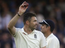 Anderson Becomes A First Bowler To Take 100 Wickets At Lords