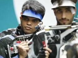Asian Games 2018 Deepak Kumar Wins Silver Men S 10m Air Rifle
