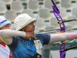 Asian Games 2018 Indian Men Archers Brought Silver Compound
