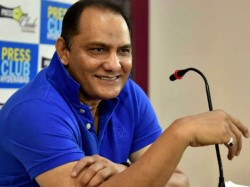 Azhar Says Everyone Cannot Become A Slip Fielder