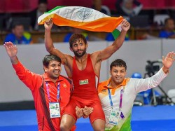 Bajrang Punia Won Gold India Got Its First Gold Asian Games