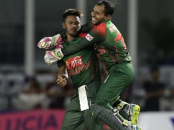 Bangladesh Won Second T