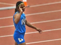 Asian Games 2018 Dutee Chand Won Silver Women 100m Finals