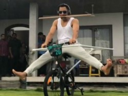Dhoni Bicycle Video Confuses Fans