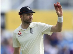 Anderson Determined Get Kohli Wicket At The Second Test