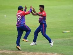 First Odi Win Nepal