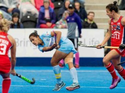 India Enters Quarter Finals Women Hockey World Cup