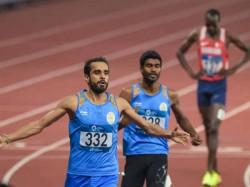 Asian Games 2018 Jinson Johnson Won Gold 1500m Indian Women