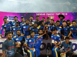 Siechem Madurai Panthers Are The Champion Tnpl