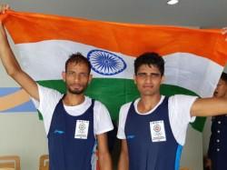 Asian Games 2018 India Got Second Bronze Rowing Men Lightweight Double Sculls