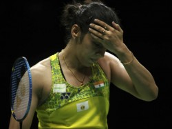 Saina Nehwal Of Badminton World Championship