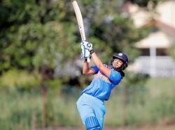 Smriti Mandhana Talked About Her Idol Batsman Sangakkara