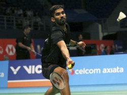 Srikanth Third Round Badminton World Championship