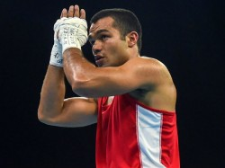 Vikas Krishan Looking Third Medal Asian Games
