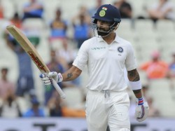 Kohli Climbs The First Spot Test Batsment Rankings