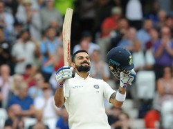 Kohli Hits His 23rd Test Century